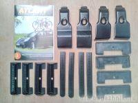 Адаптеры для багажника Mitsubishi L200 (4-dr pickup) 15-..., Атлант, артикул 7195