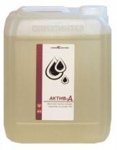 Актив-Д / щелочное моющее средство с дез. эффектом (ЧАС) / концентрат / 5 л