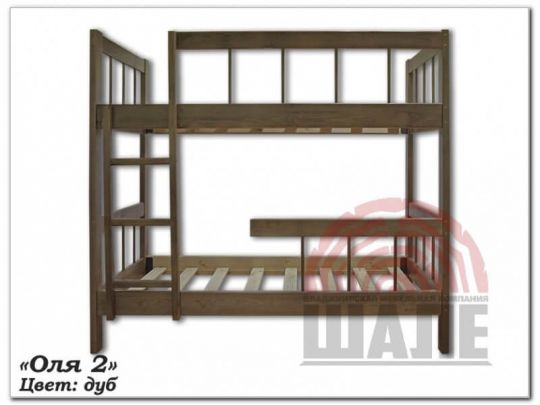 Кровать Оля-2