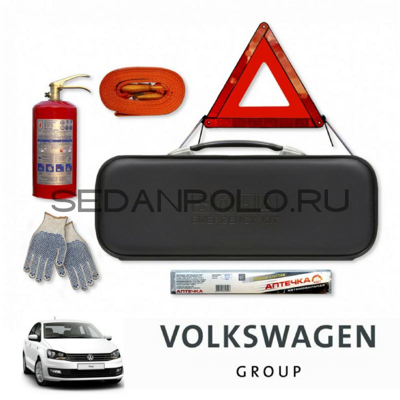 Набор автомобилиста Оригинал Volkswagen кожа