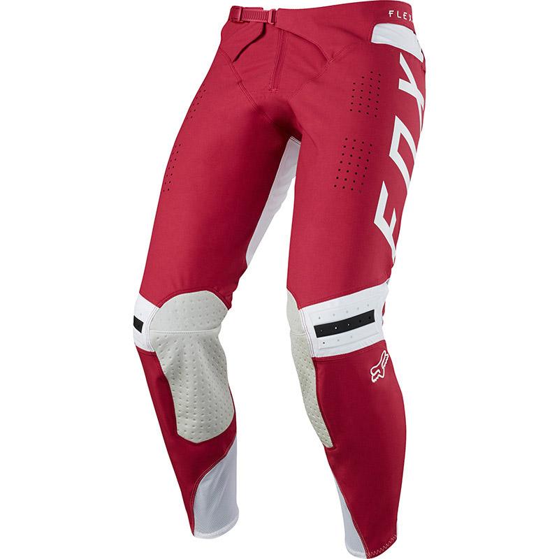 Fox Flexair Preest Dark Red штаны для мотокросса
