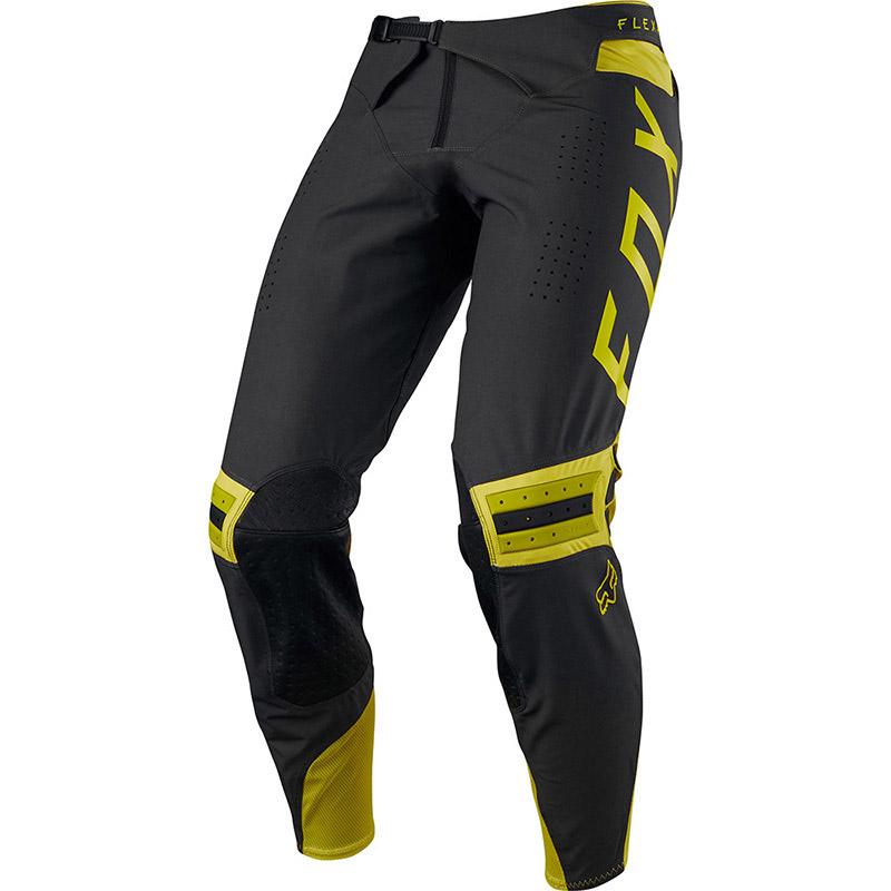 Fox - 2018 Flexair Preest Dark Yellow штаны, темно-желтые