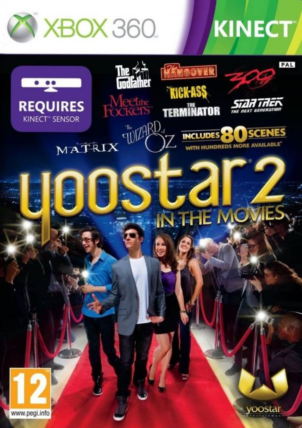 Игра Yoorstar 2 : In The Movies (Xbox 360)