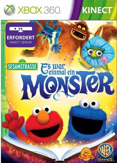 Игра Es War Einmal Ein Monster (Xbox 360 Kinect)