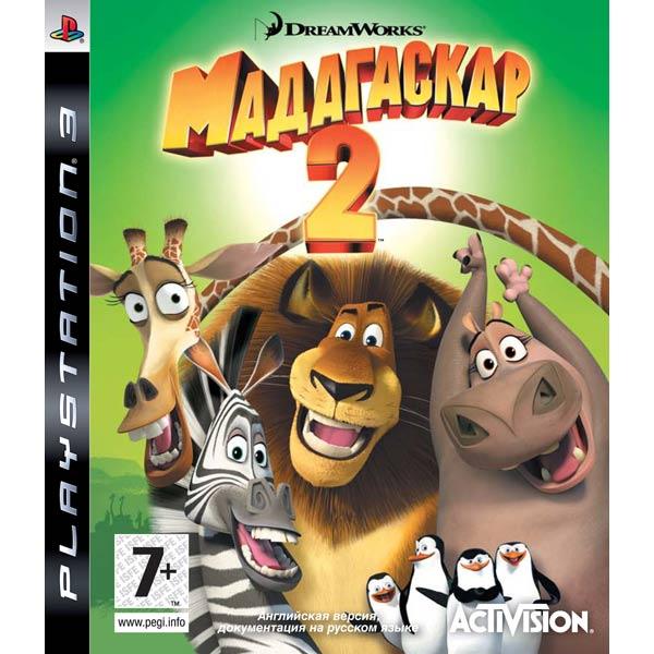 Игра Мадагаскар 2 (PS3)