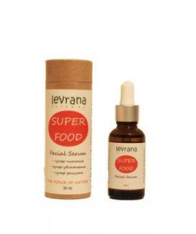 Леврана - Сыворотка для лица SUPER FOOD 30мл