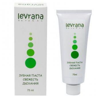 Леврана - Зубная паста свежесть дыхания 75 мл