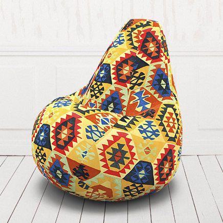 Кресло-мешок Мехико 01 Велюр