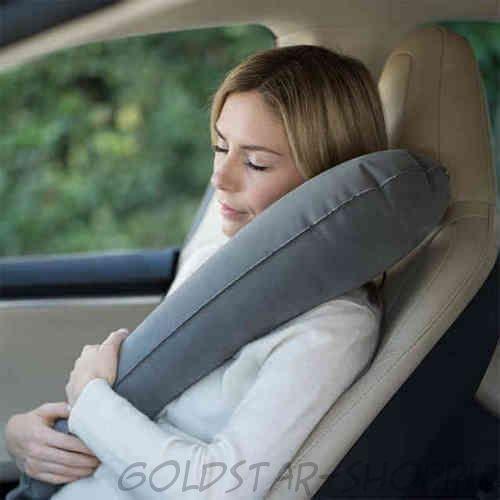 Дорожная надувная подушка Travel Rest (Тревел Рест)