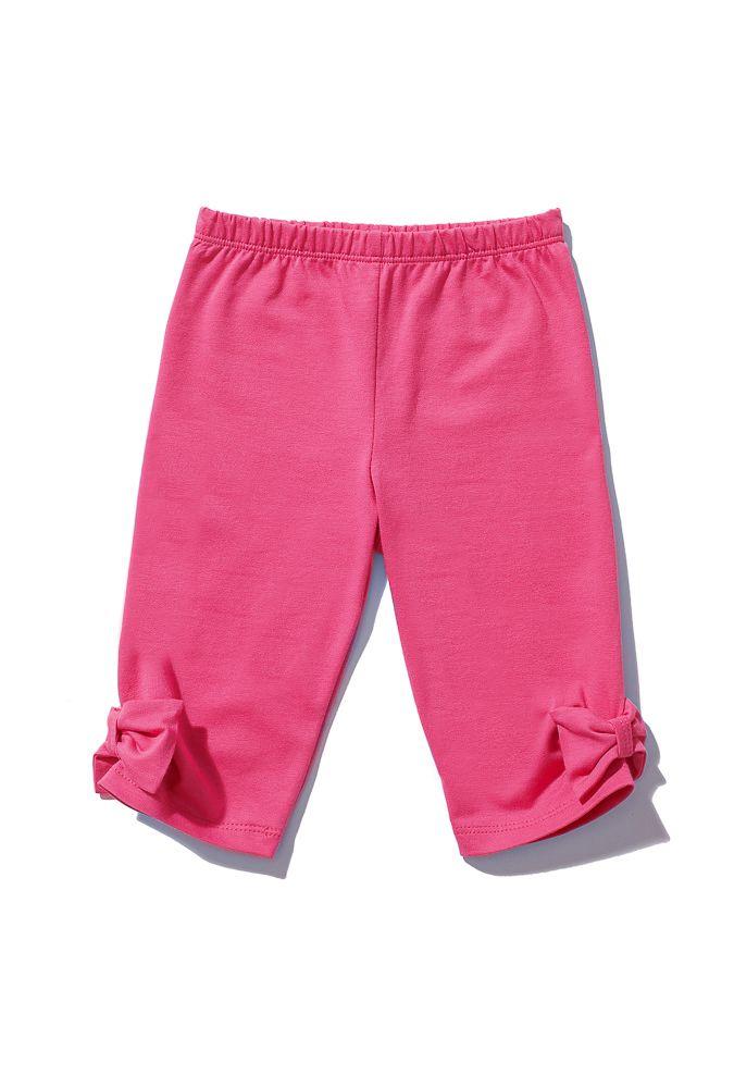 Леггинсы для девочки розовые