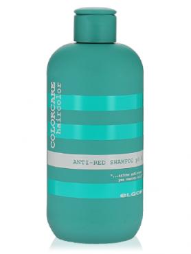 Elgon Color Care Anti-Red Shampoo pH 6 Шампунь анти-красный