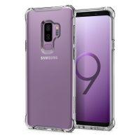 Чехол Spigen Rugged Crystal для Samsung S9 Plus прозрачный