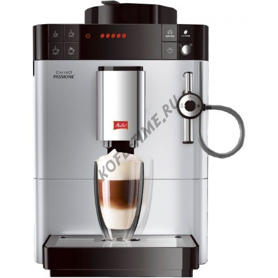 Кофемашина Melitta Caffeo Passione Silver