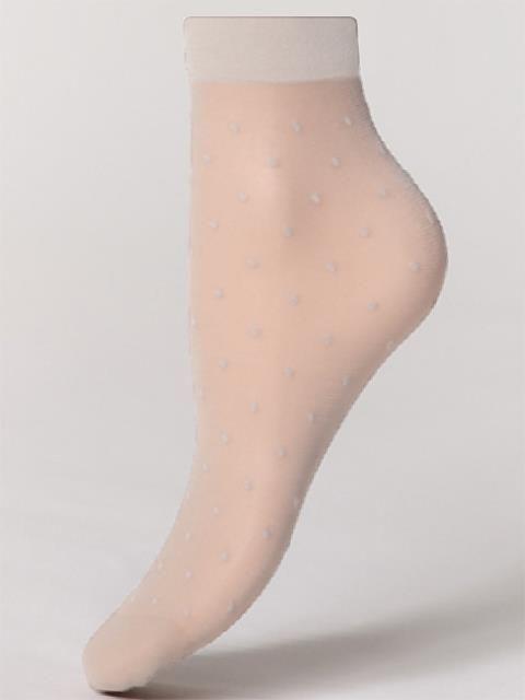Белые носки для девочки на размер 20-22 от Giulia