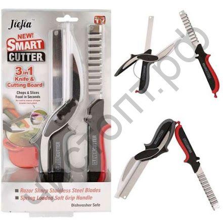 Нож-ножницы Smart Cutter 3 в 1