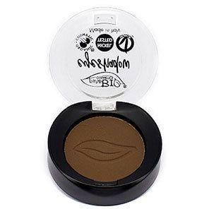 PuroBio - Тени в палетке (14 холодно-коричневый) матовые / Eyeshadows