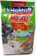 Vitakraft Menu Vital Корм для кроликов (500 г)