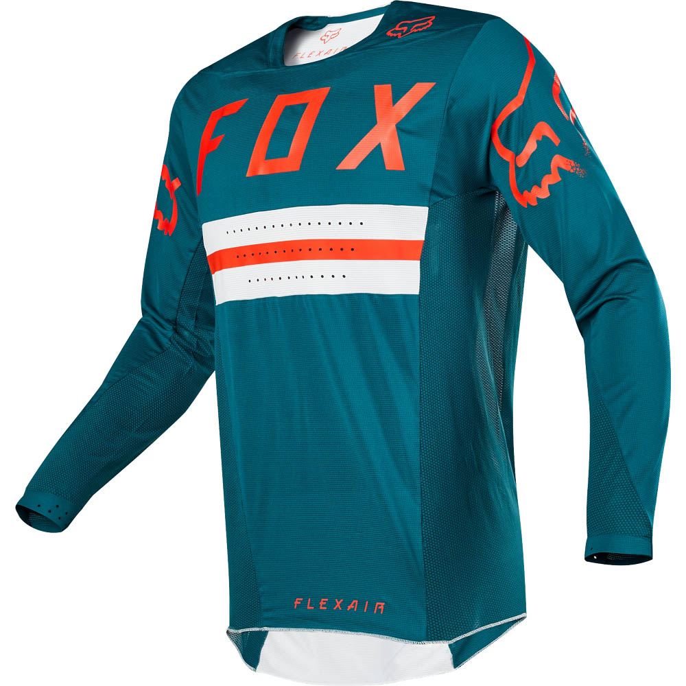 Fox - 2018 Flexair Preest Limited Edition Forest Green джерси