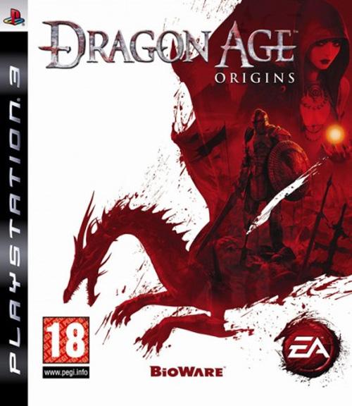 Игра Dragon Age Начало (PS3)