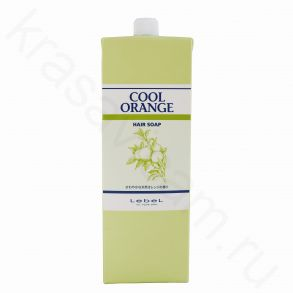 Lebel Cool Orange Hair Soap (Refill)