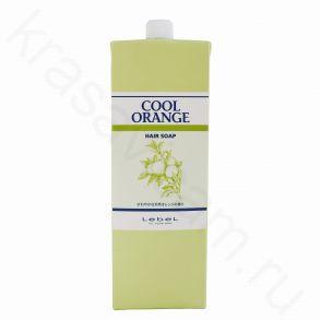Lebel Cool Orange Hair Soap (Refill)
