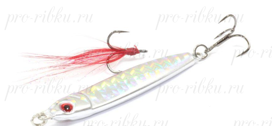 БЛЕСНА RENEGADE IRON MINNOW 18г, цв. 0012