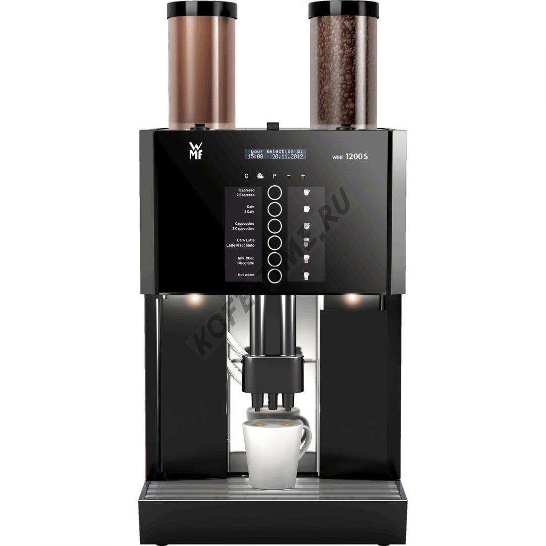 Кофемашина WMF 1200 S.0100