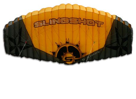 Пилотажный кайт Slingshot B3