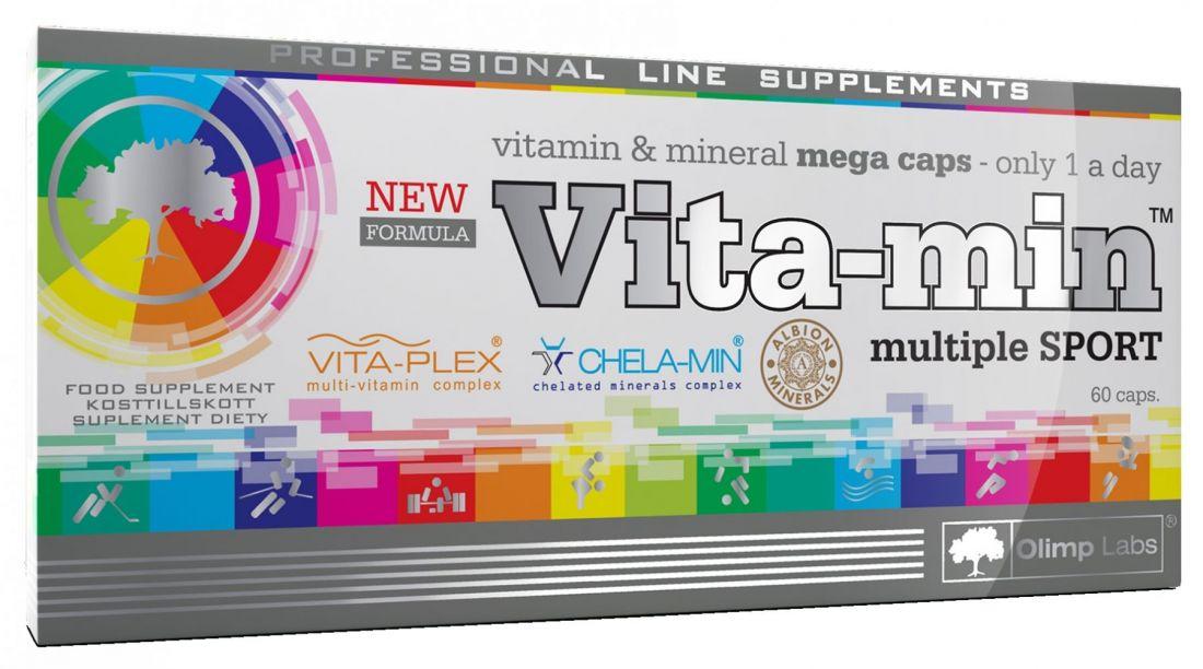 Vita-min Multiple sport (60 капс.)