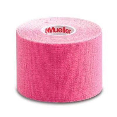 Mueller Kinesiology TAPE розовый (5,0 см x 5,0 м)