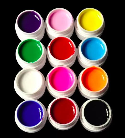 Краска для рисования Ezflow (набор 12 цветов)