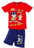 Комплект для мальчика 1-4 лет SLN156