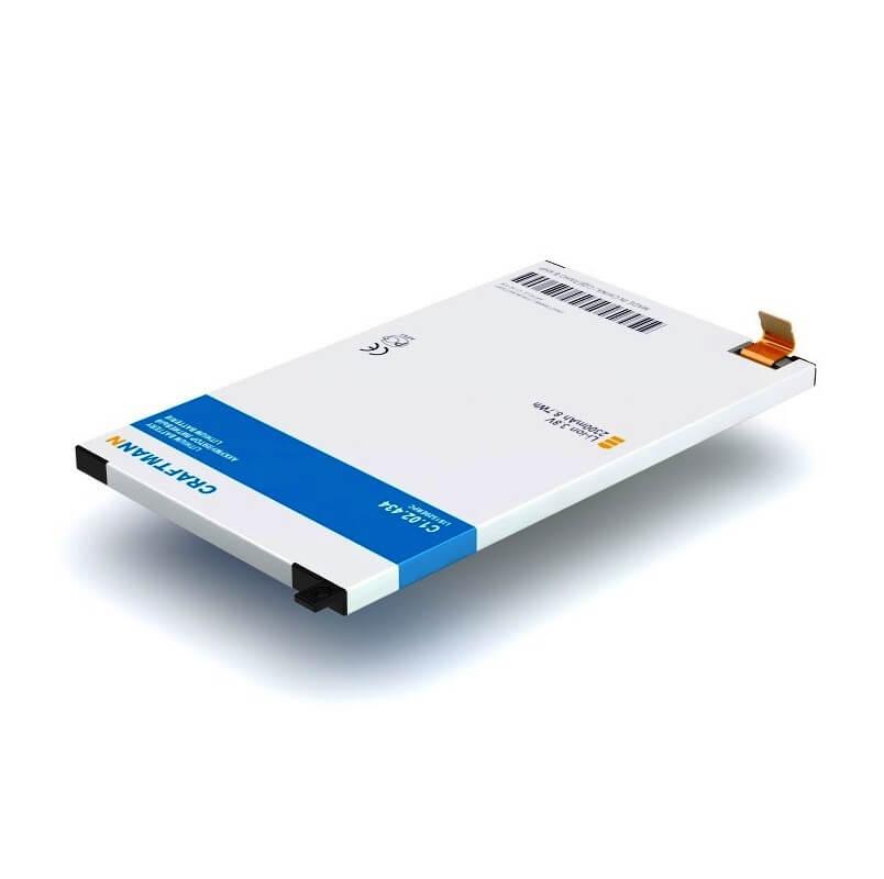 Аккумулятор CRAFTMANN для Sony Xperia Z1 Compact (LIS1529ERPC), 2300 mAh