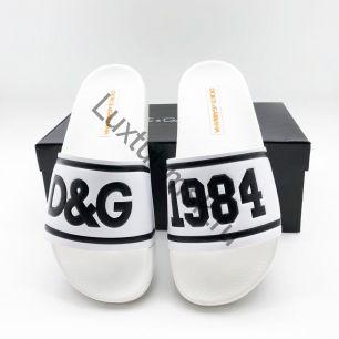 Шлепки Dolce Gabbana