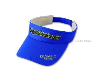 Козырек Graphiteleader Sunvisor синий