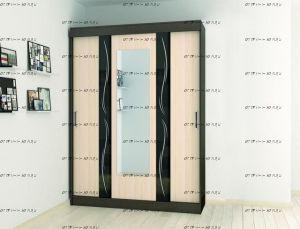 Шкаф-купе Уют Люкс (160х56х220)