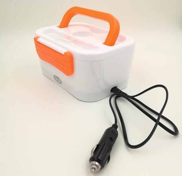 Электрический Ланч-Бокс с подогревом Бизнес - ланч (Питание: от Прикуривателя)