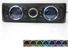 Автомагнитола Bluetooth (7 цветов)