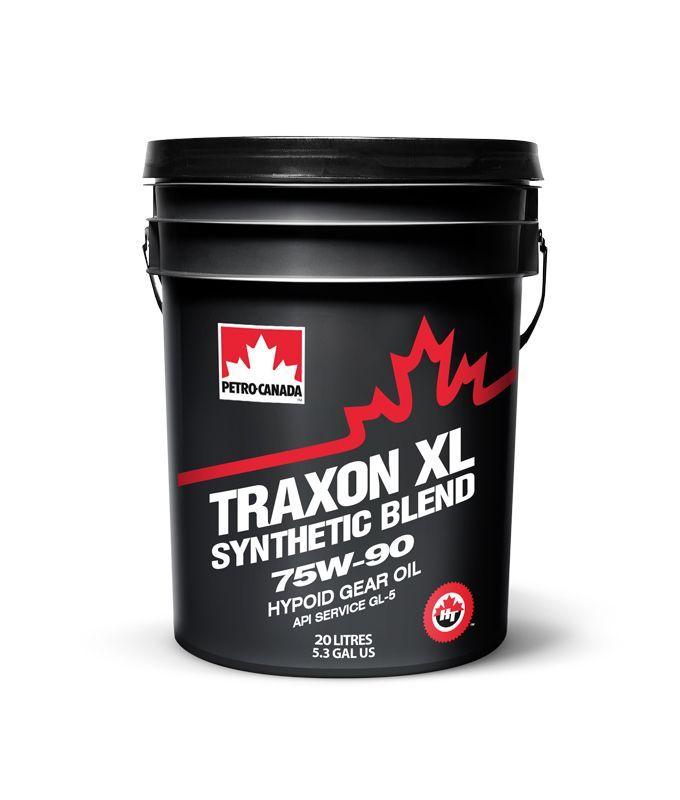 PC трансмиссионное масло для МКПП TRAXON XL SYNTHETIC BLEND 75W-90 (20 л)