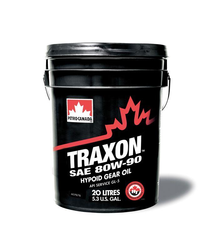 PC трансмиссионное масло для МКПП TRAXON 80W-90 (20 л)