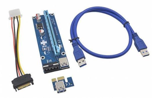 Райзер для видеокарты BR-14 (PCE164P-N03 Ver006)