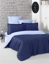 """Комплект постельного белья  """"KARNA"""" Сатин LOFT 1.5-спальный   Арт.2983-8"""