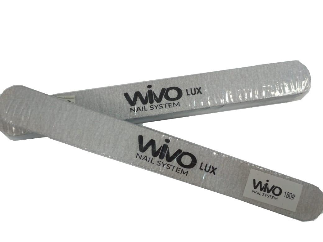 Сменные файлы-пилки WIVO на липкой основе 180 грит  (Зебра, Япония , 180х20мм., 25 шт.)