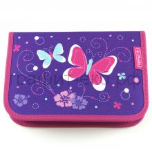 "Пенал 31пр.""Purple Butterfly"" Herlitz 50014293"