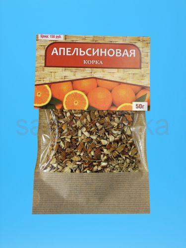 Апельсиновая корка 50 гр