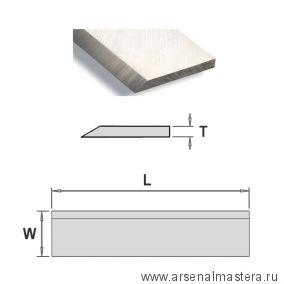 73.250.30 Нож строгальный HSS 18% 250x30x3 Woodwork