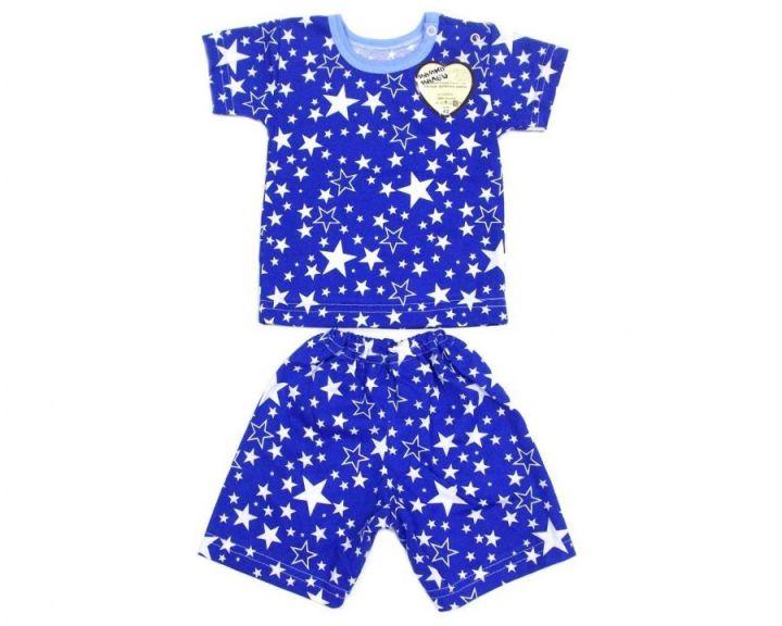 Костюм звезда: футболка, шорты kC-KS069-SU