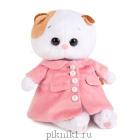 Кошечка Ли-Ли BABY в розовом пальто 20 см