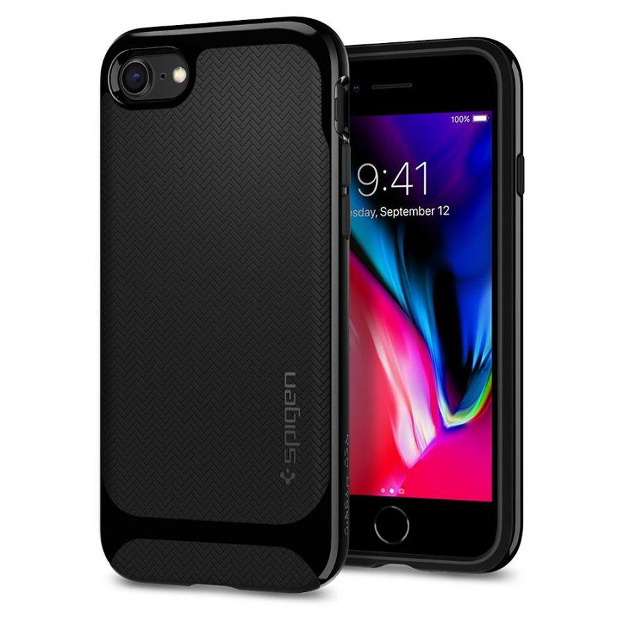 Чехол Spigen Neo Hybrid Herringbone для iPhone 7 черный