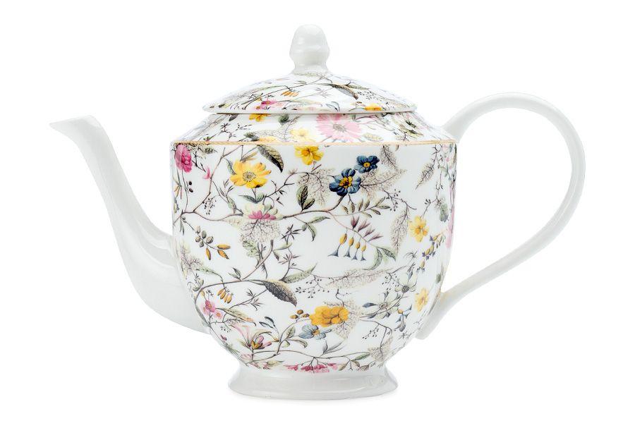 """Чайник """"Цветение"""", 1 л, подарочная упаковка"""